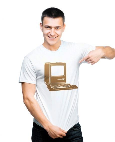 OLD COMPUTER - http://www.kamiz.cl/poleras/22-old-computer.html