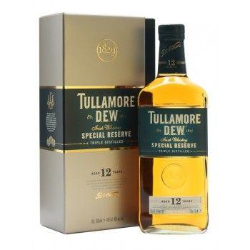 Tullamore Dew 12 ročná whiskey 0,7l