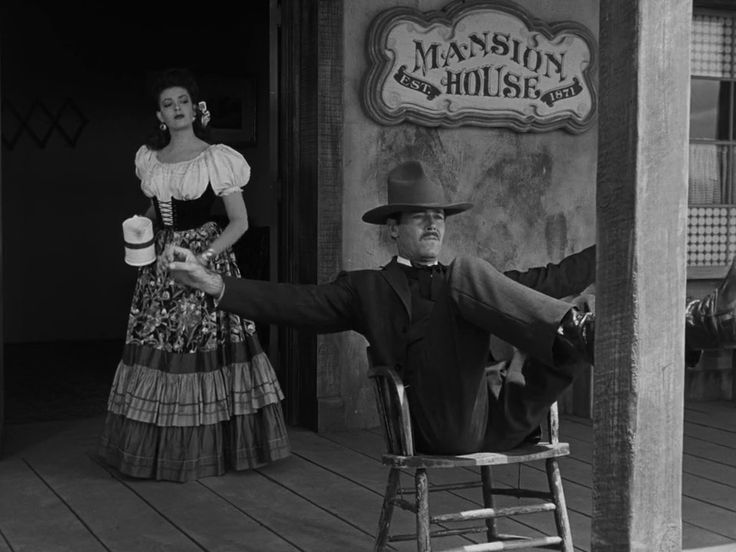 My darling clementine 1946 henry fonda john ford for How old was henry fonda when he died
