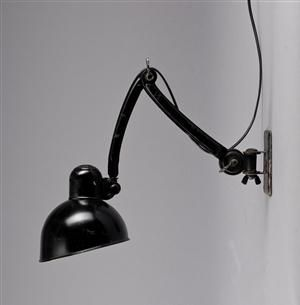Vare: 1653265 Christian Dell. Væglampe