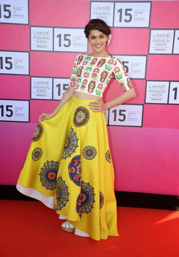 Taapsee Pannu Stills at Lakme Fashion Week 2015 Press Conference Photos | Bollywood Tamil Telugu Celebrities Photos