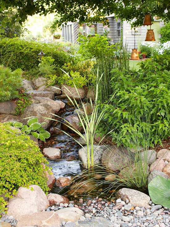 17 best images about whimsical water features on pinterest for Simple water features for backyard
