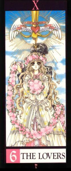 'The Lovers' (personificado por Kotori Munou)