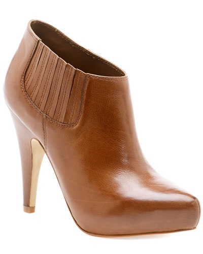 Ash 'Divina' Leather Bootie $119.90 on RueLaLa