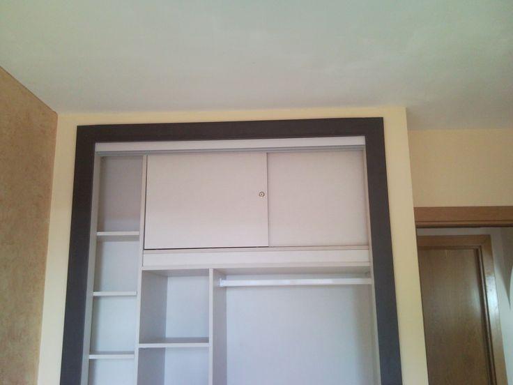 Altillo interior cerrado con llave para apartamento de alquiler