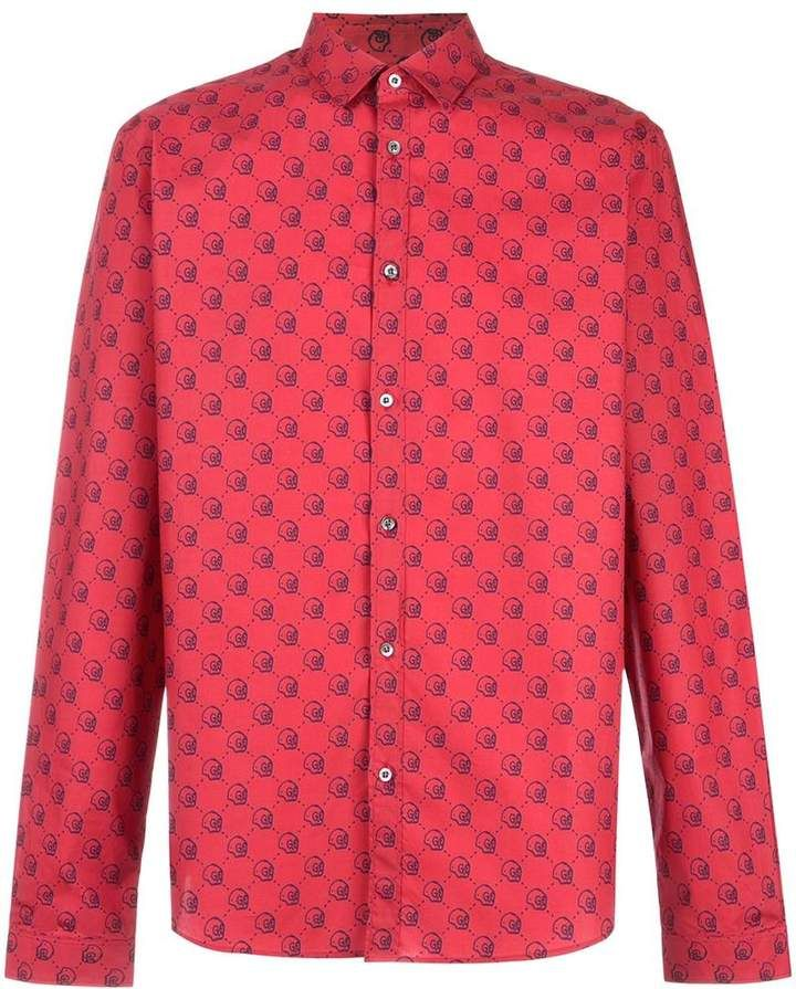 Gucci Ghost Duke shirt  #Gucci #shirt #ShopStyle #MyShopStyle click link to see more of shirt collection