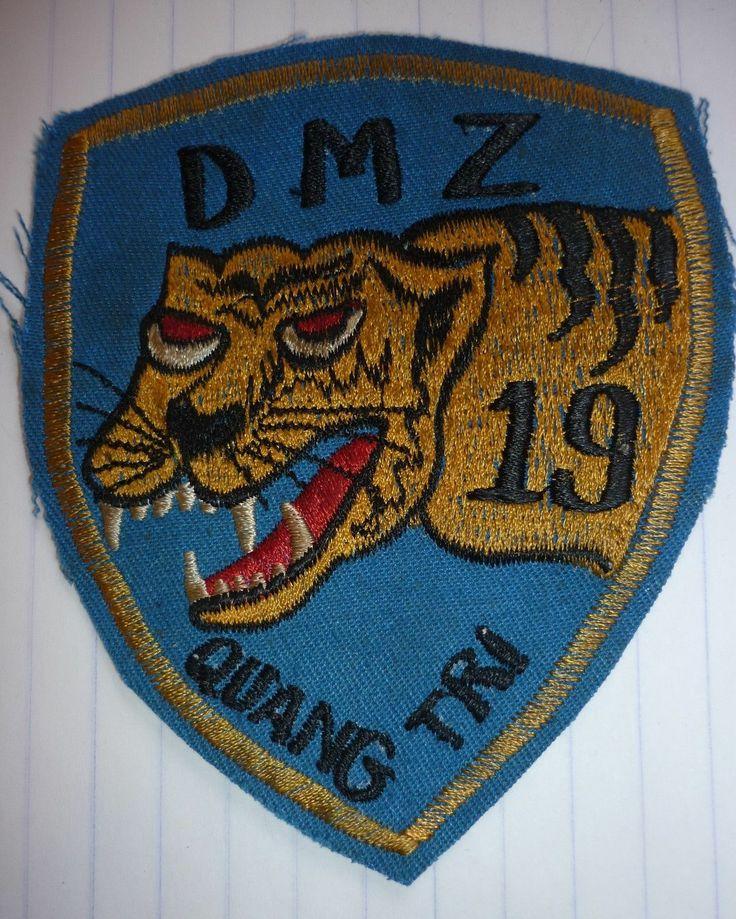 Cloth insignia worn in Vietnam - Digger History