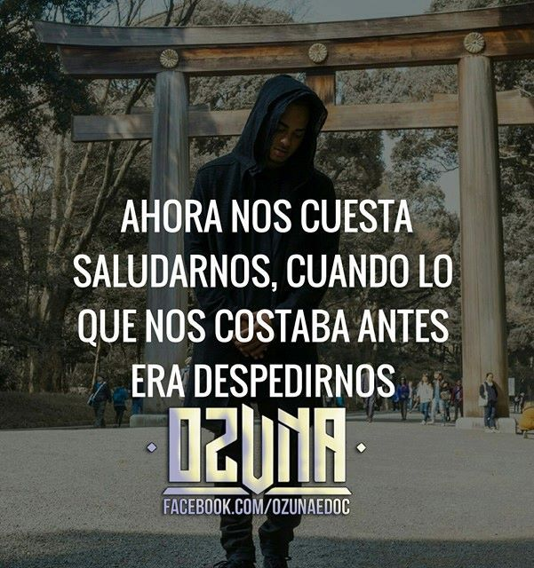 #ozuna #frases #genero #urbano