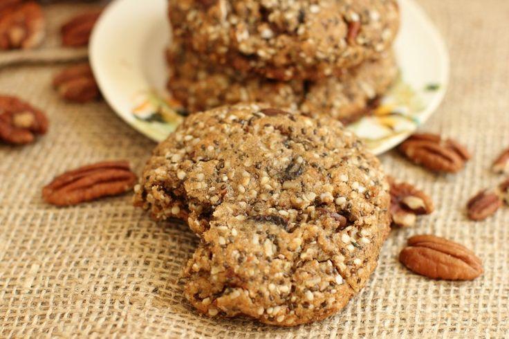 healthy Breakfast one-cup cookies.