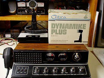 Interesting vintage ham radio am stations