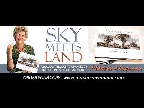 Inspiring new photography book by Marlene Neumann, Master Fine Art Photographer.. share the visual journey of South Africa's top woman fine art photographer. Find out more - www.marleneneumann.com