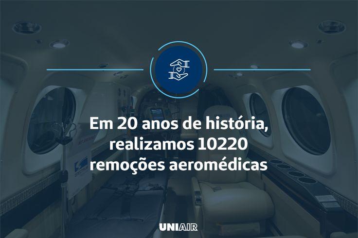 Para o que precisar, a gente vai aonde você estiver. Ligue para Uniair: 0800 519 519 ou acesse nosso site: http://www.uniair.com.br/