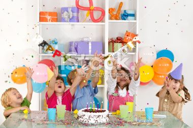 How to Set a Birthday Table for your Child's Birthday Party