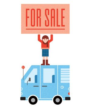 If you have a clunker that you are ready to trade in, you might want to consider selling it instead. Here, learn how to sell a car in five easy steps.
