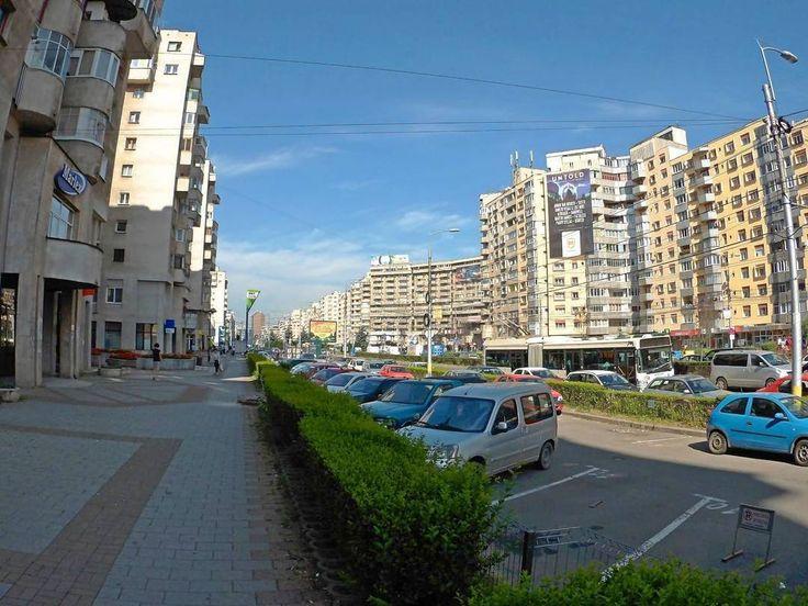 1. Клуж. Румыния. Главная улица.