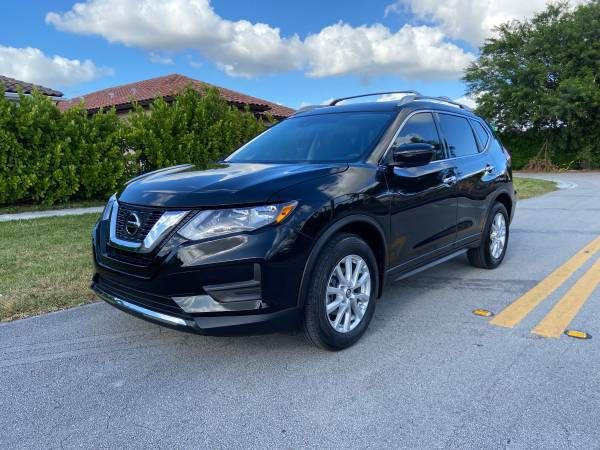 2019 Nissan Rogue Special Edition 4 Cyl Low Miles Auto Rear Camera Blind Spot Sensors Front Rear Radar Impac In 2020 Nissan Rogue Nissan Sport Utility Vehicle