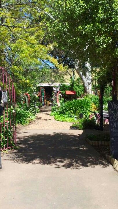 The Fairy Garden. Hahndorf Adelaide Hills. A must see for any girl no matter your age