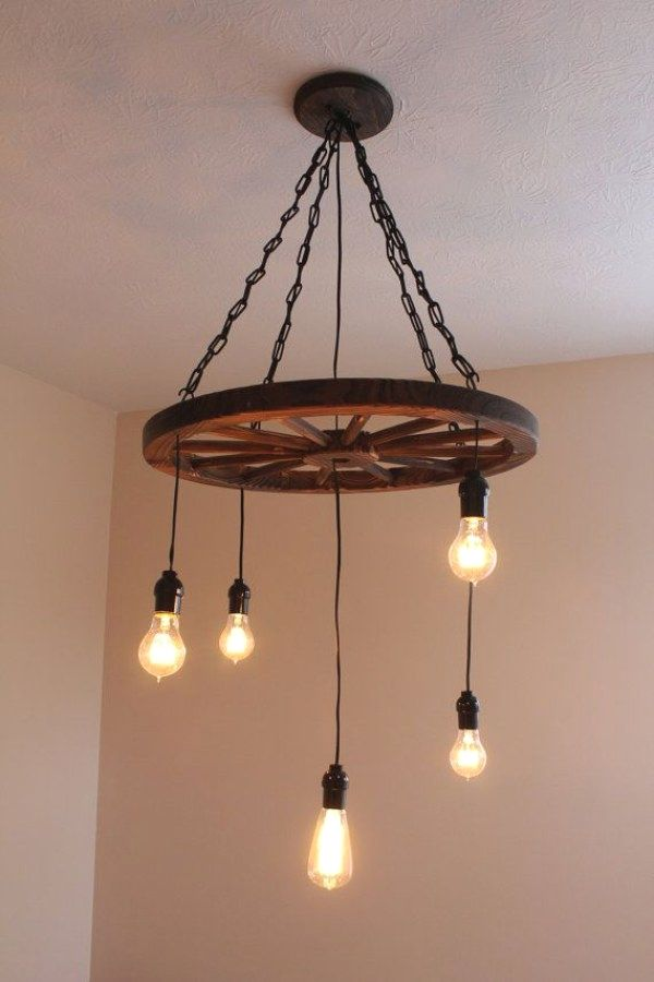 10 Beautiful Industrial Style Lighting Fixture Projects To Accent