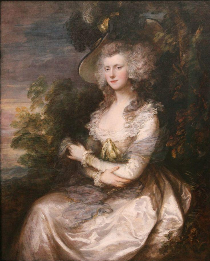 Thomas Gainsborough; Lato klasyczne - klasyczna piękność; David Zyla