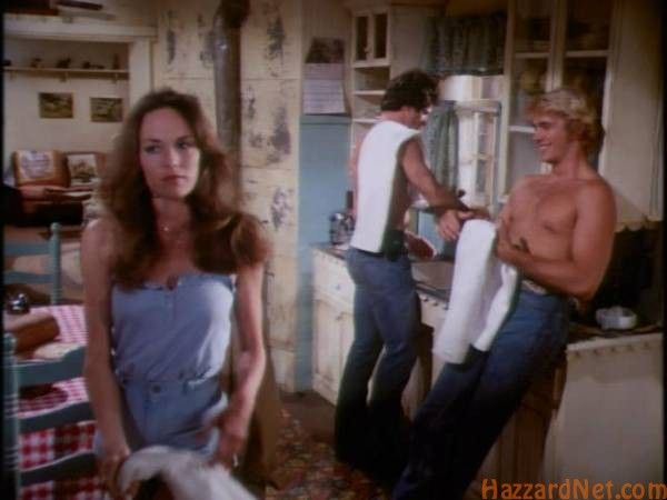 from Jordy dukes of hazzard nude scenes