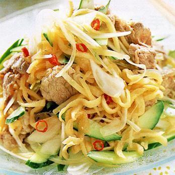切り干し大根のシャキシャキサラダ | 吉田瑞子さんのあえものの料理レシピ | プロの簡単料理レシピはレタスクラブネット