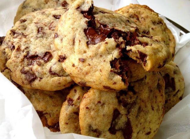 Mit livs kogebog...: CHOCOLATE CHIP COOKIES