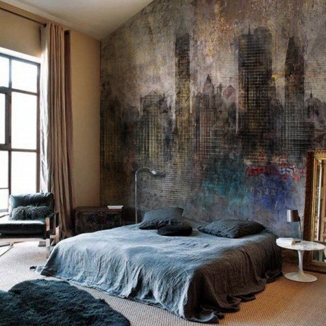 This impressive wall mural will make your room look spacious and modern. It's perfect if you look for an affordable, stylish and tasteful wall décor. Made to order on Vinyl, durable, semi-glossy non-woven and eco-friendly material.
