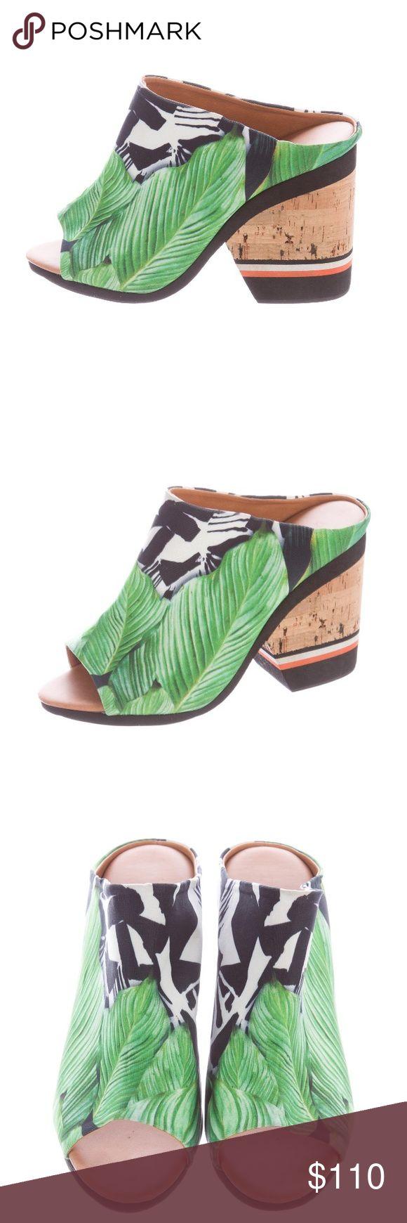 Clover Canyon Natures Divide Slide Sandals Clover Canyon Natures Divide Slide Sandals • Never worn • Make an offer! Clover Canyon Shoes Sandals