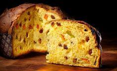 Пышный и ароматный Панеттоне .Настоящий итальянский невероятно вкусный и ароматный кекс .