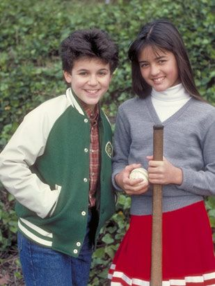 "Kevin and Winnie on ""The Wonder Years""... I loved that show!"