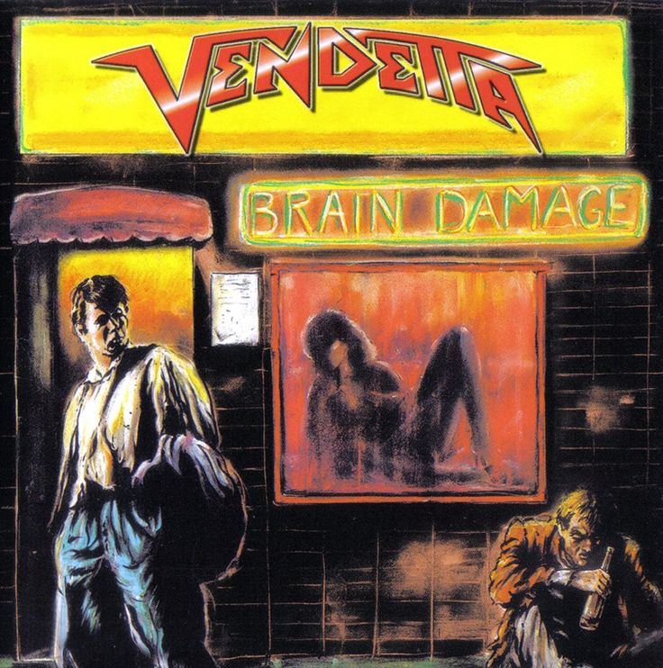 vendetta - brain damage
