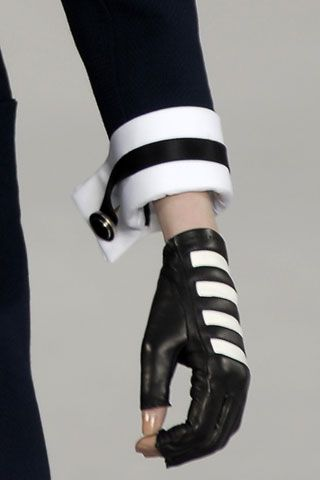 #Chanel #gloves