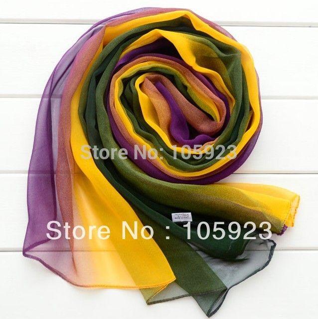 Free ship wholesale 2012 ladies scarf Women's Women's Acrylic Shawl scarves winter scarf 20pcs/lot 6 colors