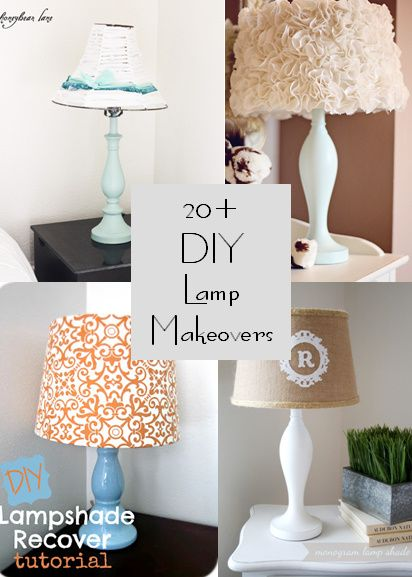 Unique Diy Lampshade Ideas On Pinterest DIY Exterior Lamp - Diy cloud like yarn lampshade