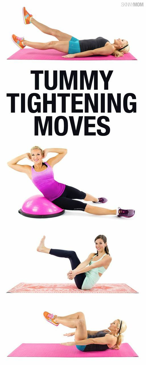 This is the ultimate tummy sculpting workout.