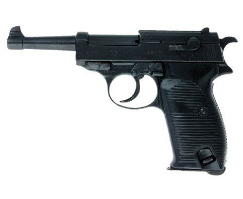 Denix Walter P.38 Automatic Pistol by Denix. $47.17. The P.38 automatic pistol was developed between 1935 to 1937 in Germany and was the most numerously produced German pistol during WWII. This pistol was a favorite amongst German infantry and saw a lot of action during the war. Save 33% Off!