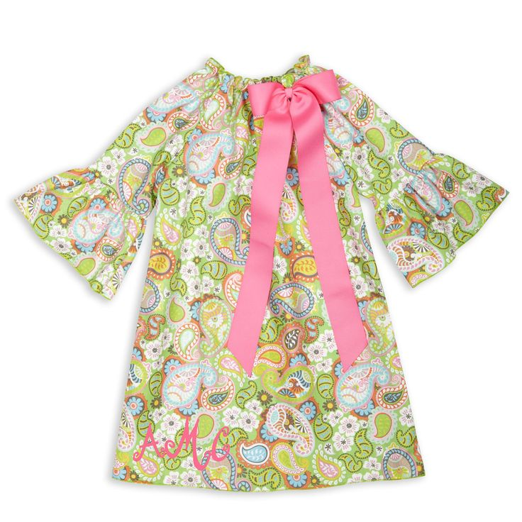 Swoon! Love this Paisley Charlotte Dress I discovered at lollywollydoodle.com and for only $29! Click the image above to get a $5 off coupon code for your next order!