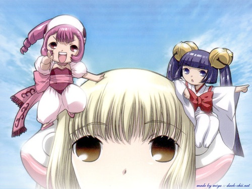 489 Best Chobits Images On Pinterest