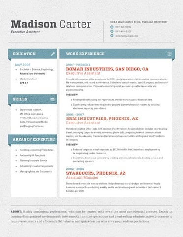 92 best Resume templates \ examples images on Pinterest Resume - refuse collector sample resume