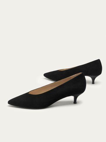 MUJER - Zapatos - Ver todo en Massimo Dutti online. Entre ahora y descubra nuestra colección de Zapatos de Otoño Invierno 2017. ¡Elegancia natural!