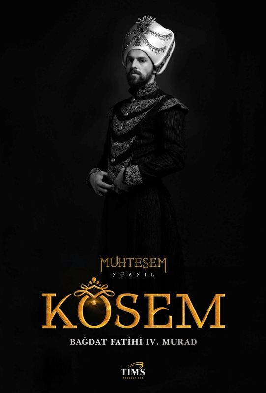 Muhteşem Yüzyıl: Kösem Bağdat Fatihi 4. Murad tanıtımı yayınlandı