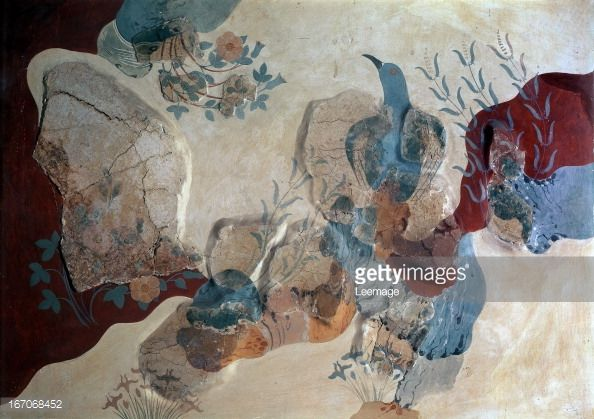 1000 images about aspasia on pinterest museums minoan for Ancient greek mural
