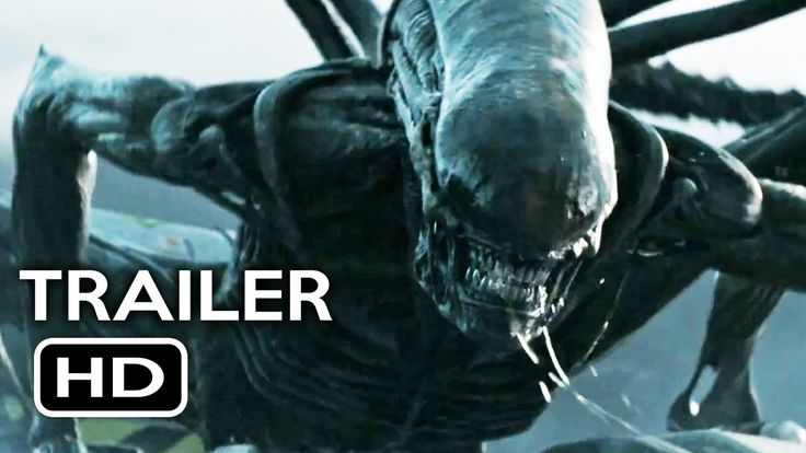 Alien: Covenant Trailer #2 (2017) Michael Fassbender, James Franco Sci-F...