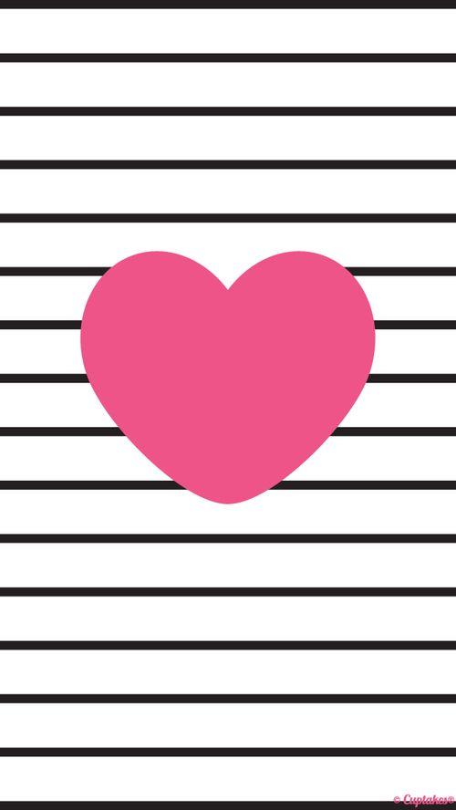 Imagen de wallpaper, heart, and background
