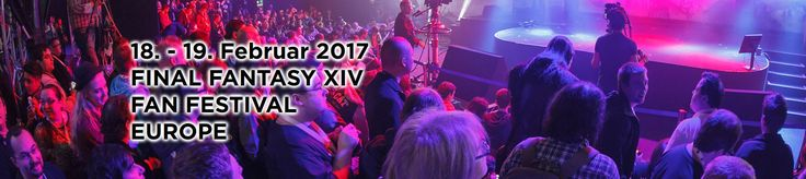 Hier findet ihr die wichtigsten Anlaufstellen während des Final Fantasy XIV Fan-Festival in Frankfurt.