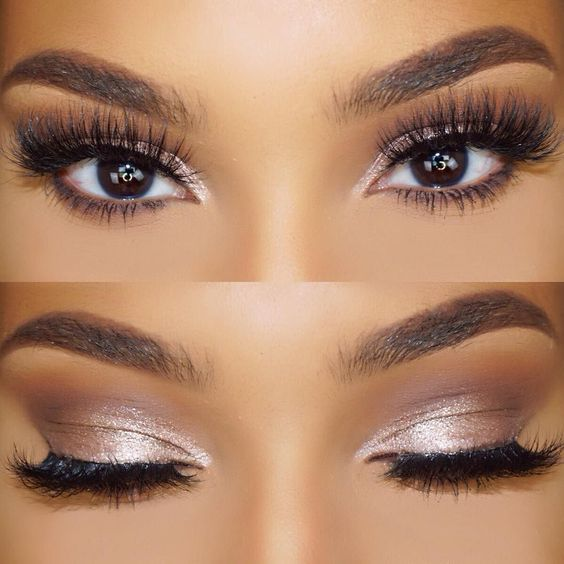 26 Stunning Makeup Shades For Brown Eyes - Part 24