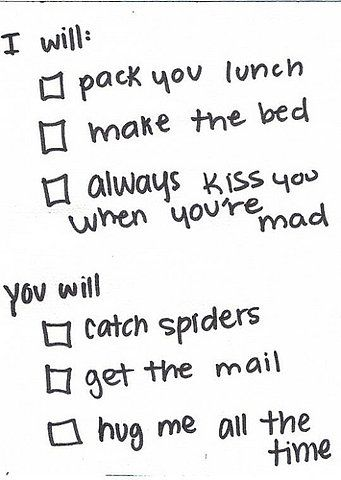 <3 @Todd Schnick: Idea, Sweet, Quotes, Check List, Wedding, Things, I Will, Checklist
