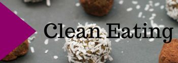 Clean Eating Meal Plan. One week of clean eating meals, with shopping list and recipes. Download the pdf free! Includes breakfast, lunch, snack & dinner.