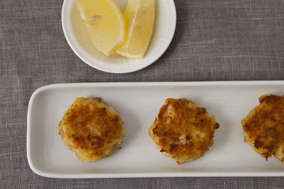 Brigit Binns' Crab Cakes..not the healthiest recipe but they look ...