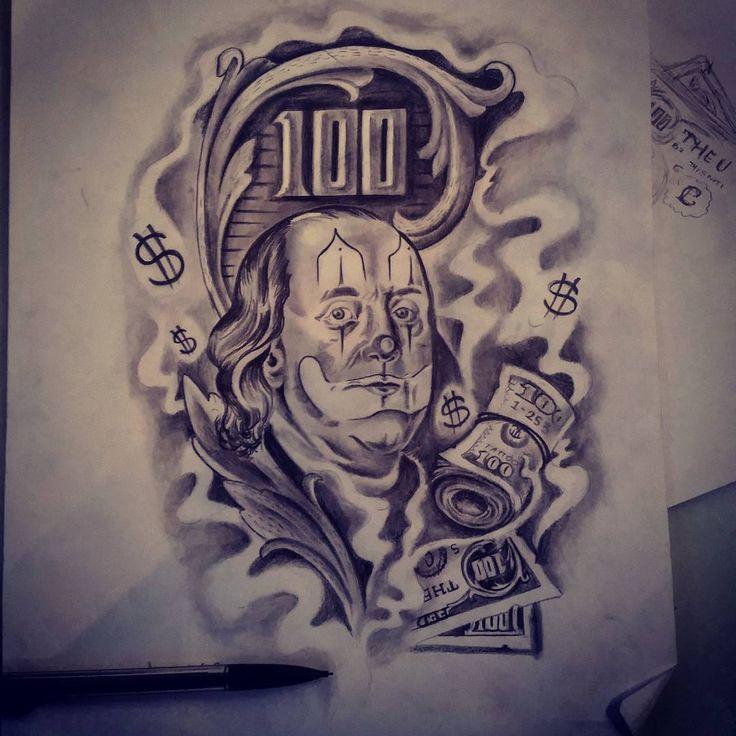 Tattoo Designs Under 100 Dollars: Best 20+ Money Tattoo Ideas On Pinterest
